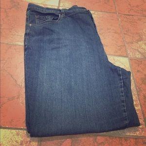 Gloria Vanderbilt Amanda plus size jeans